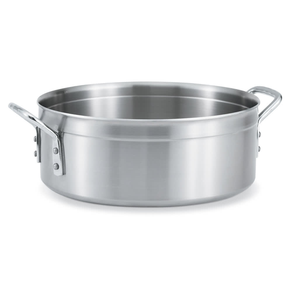 Vollrath 77761 15-qt Stainless Steel Braising Pot