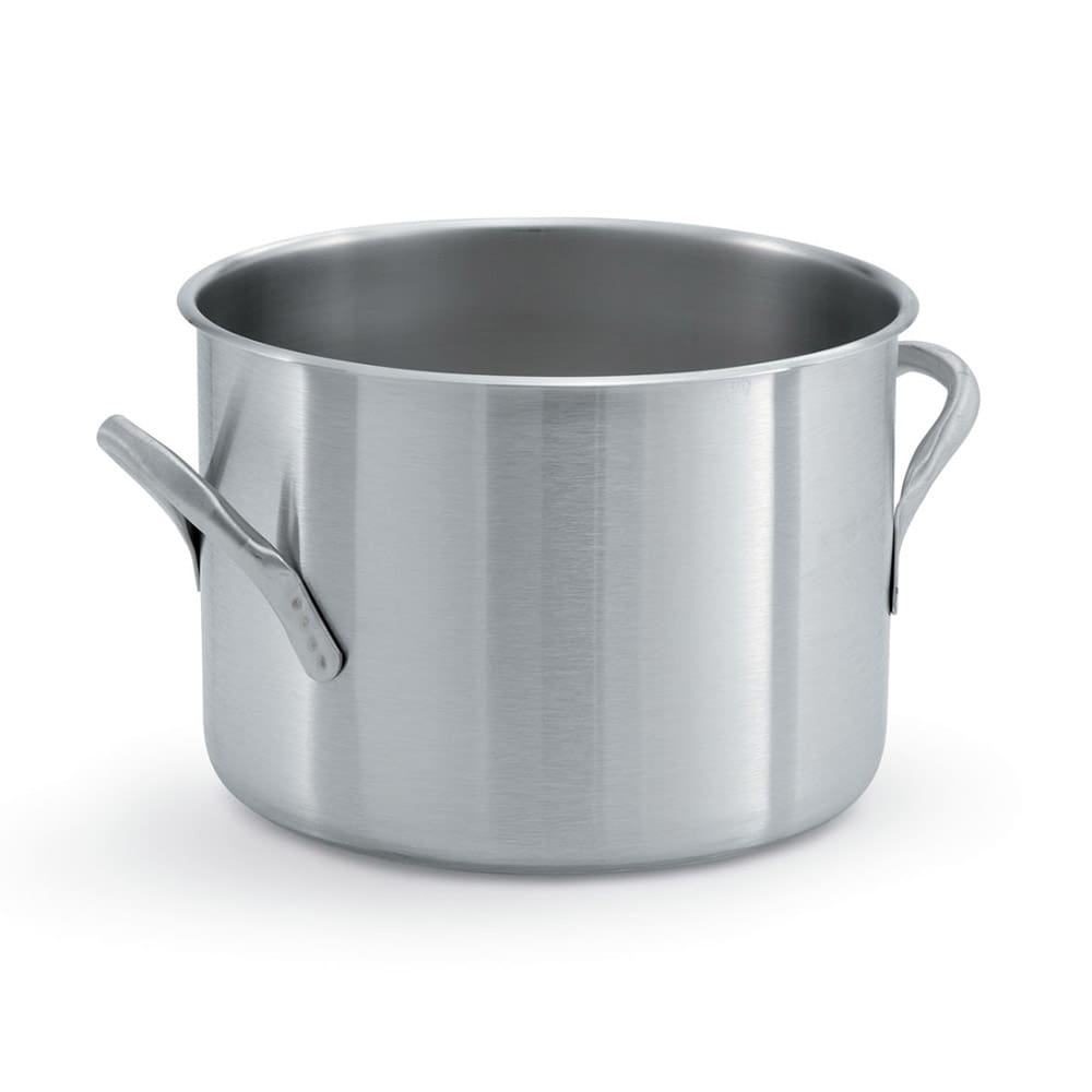 Vollrath 78560 7.5 qt Stainless Steel Stock Pot