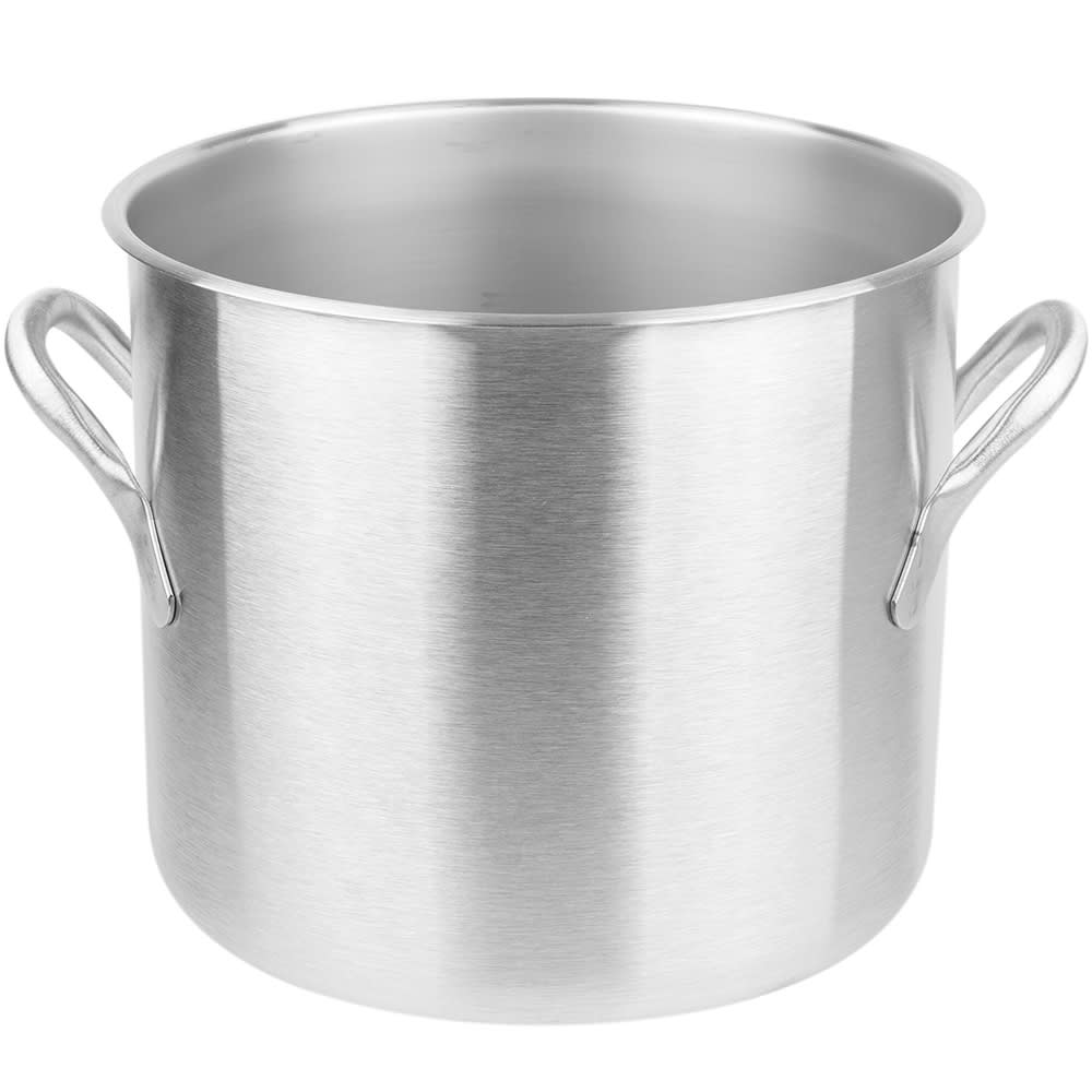 Vollrath 78610 20 qt Stainless Steel Stock Pot