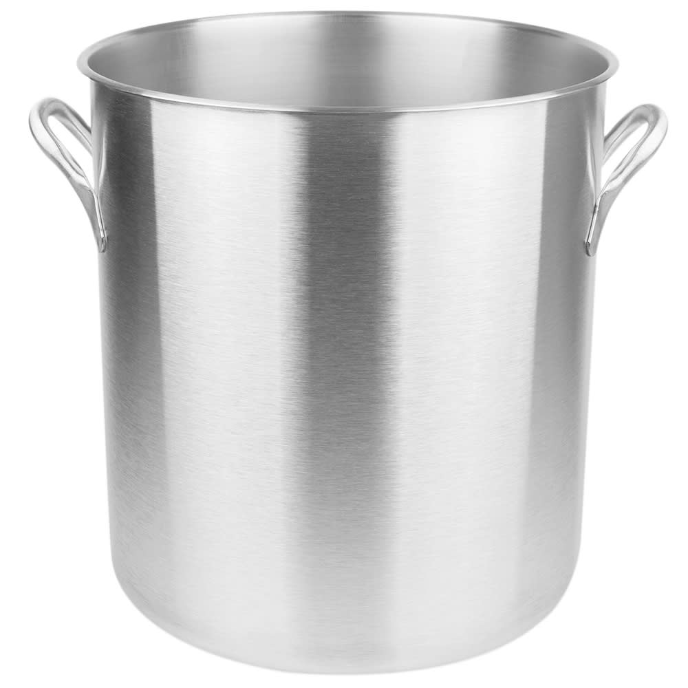 Vollrath 78640 60 qt Stainless Steel Stock Pot