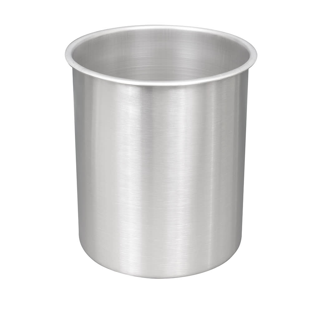 "Vollrath 78780 8-1/4-qt Bain Marie Pot - Fits 8-1/2"" Opening, Stainless"