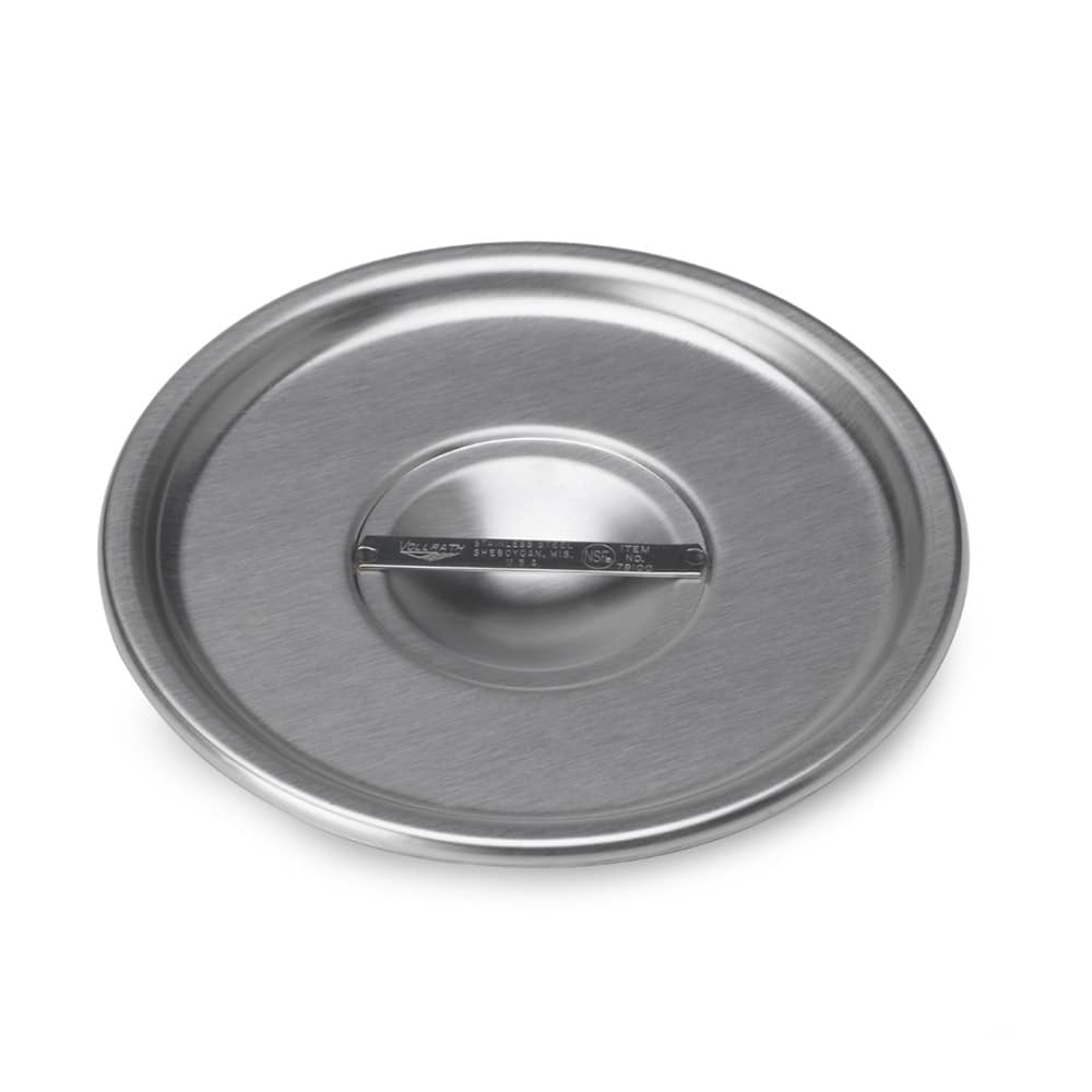 Vollrath 79220 12 qt Bain Marie Pot Cover - Stainless