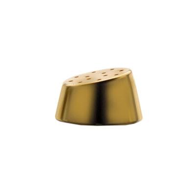 Vollrath 802TG 2-oz Salt/Pepper Shaker Replacement Cap - Gold