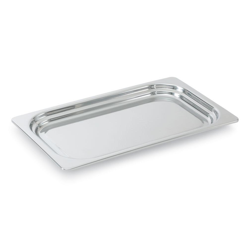 Vollrath 8230305 2.9 qt Plain Full-Size Rectangular Pan - Stainless