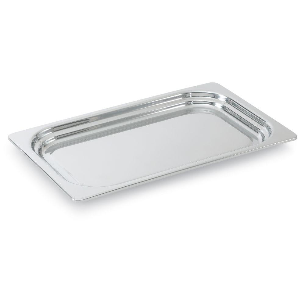 Vollrath 8230405 6.3-qt Plain Full-Size Rectangular Pan - Stainless