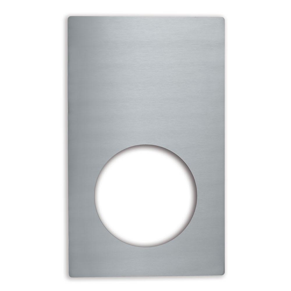 "Vollrath 8240614 Miramar Template - (1) Medium Round Pan, 12x20"" Stainless"