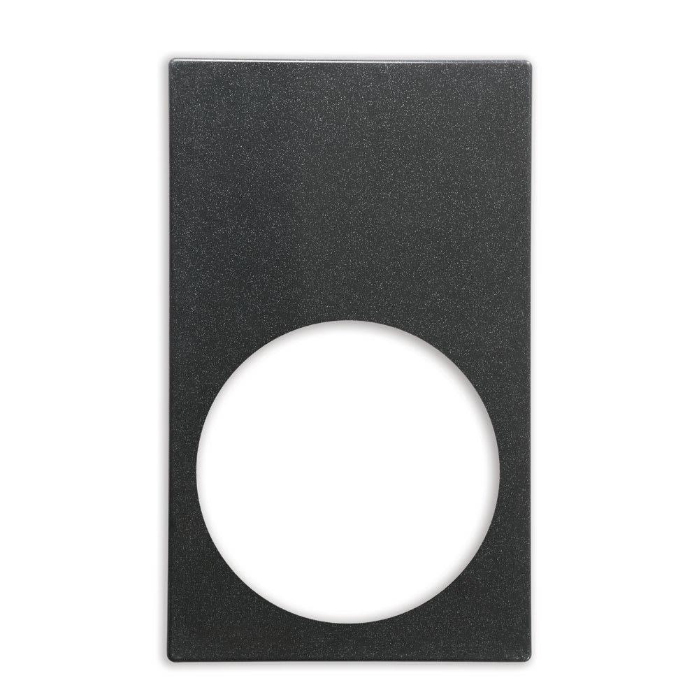 "Vollrath 8240710 Miramar Template - (1) Large Round Pan, 12x20"" Night Sky"