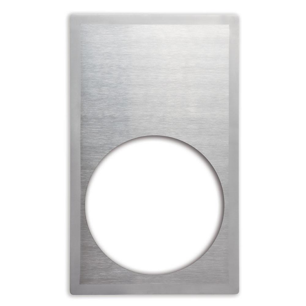 "Vollrath 8240716 Miramar Template - (1) Large Round Pan, 12x20"" Satin-Finish Stainless"