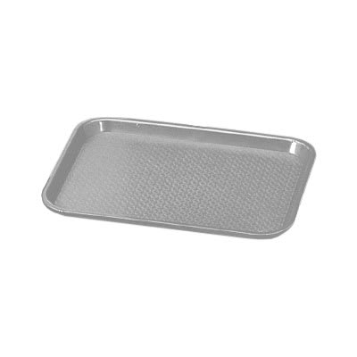 "Vollrath 86105 Fast Food Tray - 10x14"" Gray Poly"