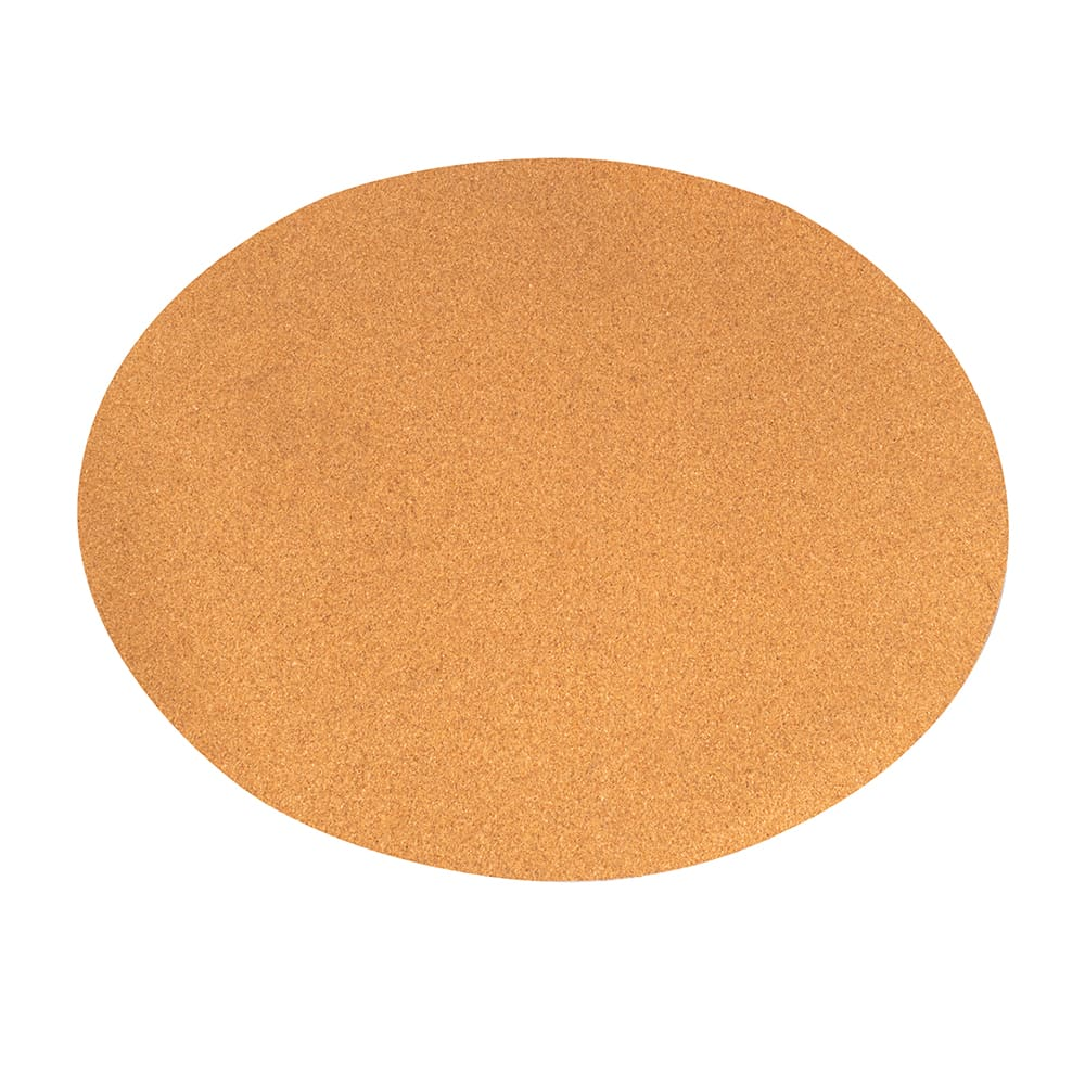 Vollrath 86361 Oval Cork Tray Liner - 23x28