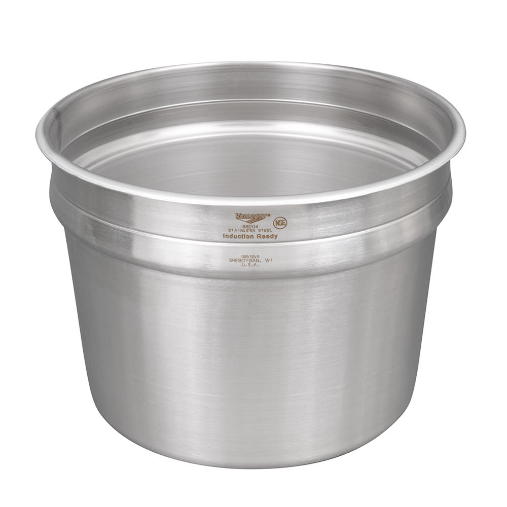 Vollrath 88204 11 qt Induction Ready Insert