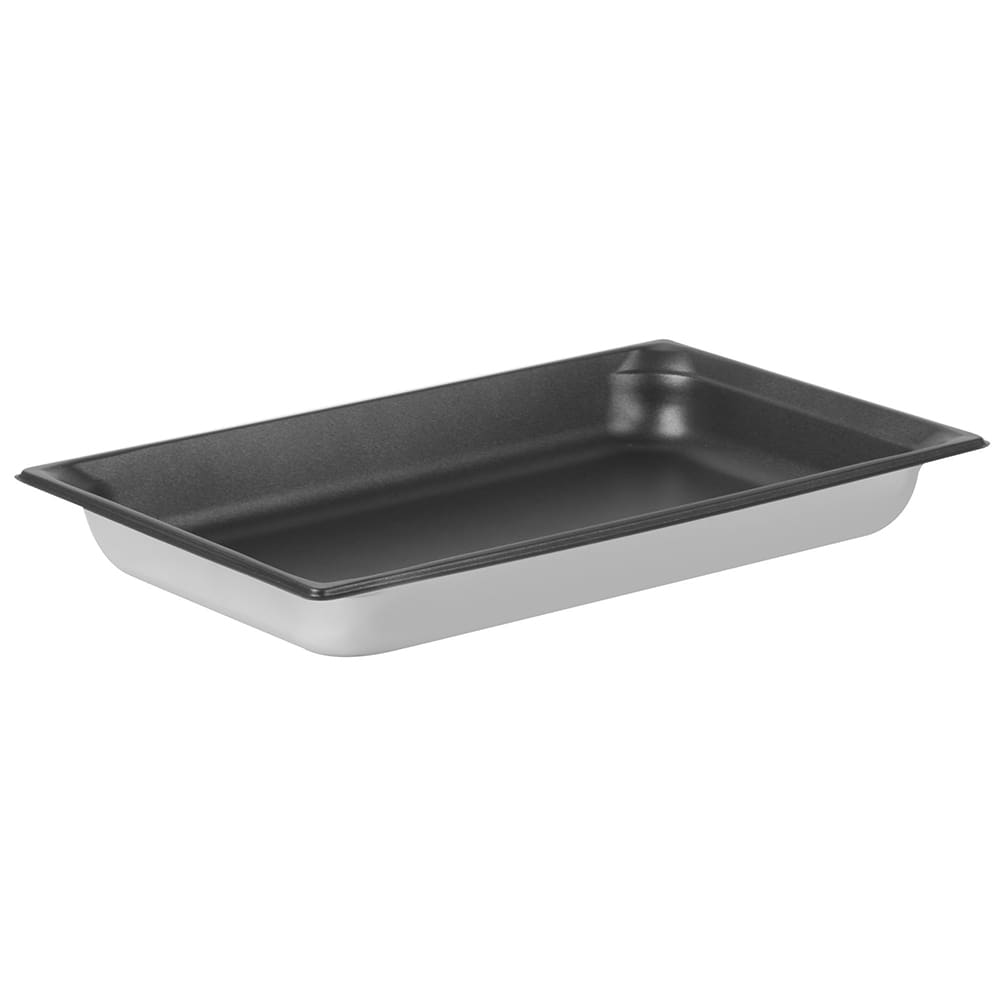 Vollrath 90027 Super Pan 3 Full-Size Steam Pan, Stainless