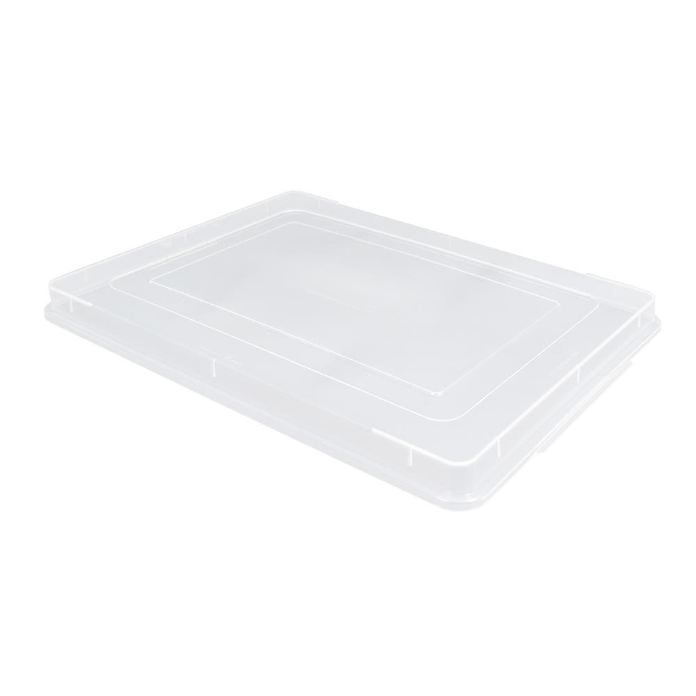 "Vollrath 9002CV Full Size Sheet Pan Cover - 26.5"" x 18"", Polypropylene"