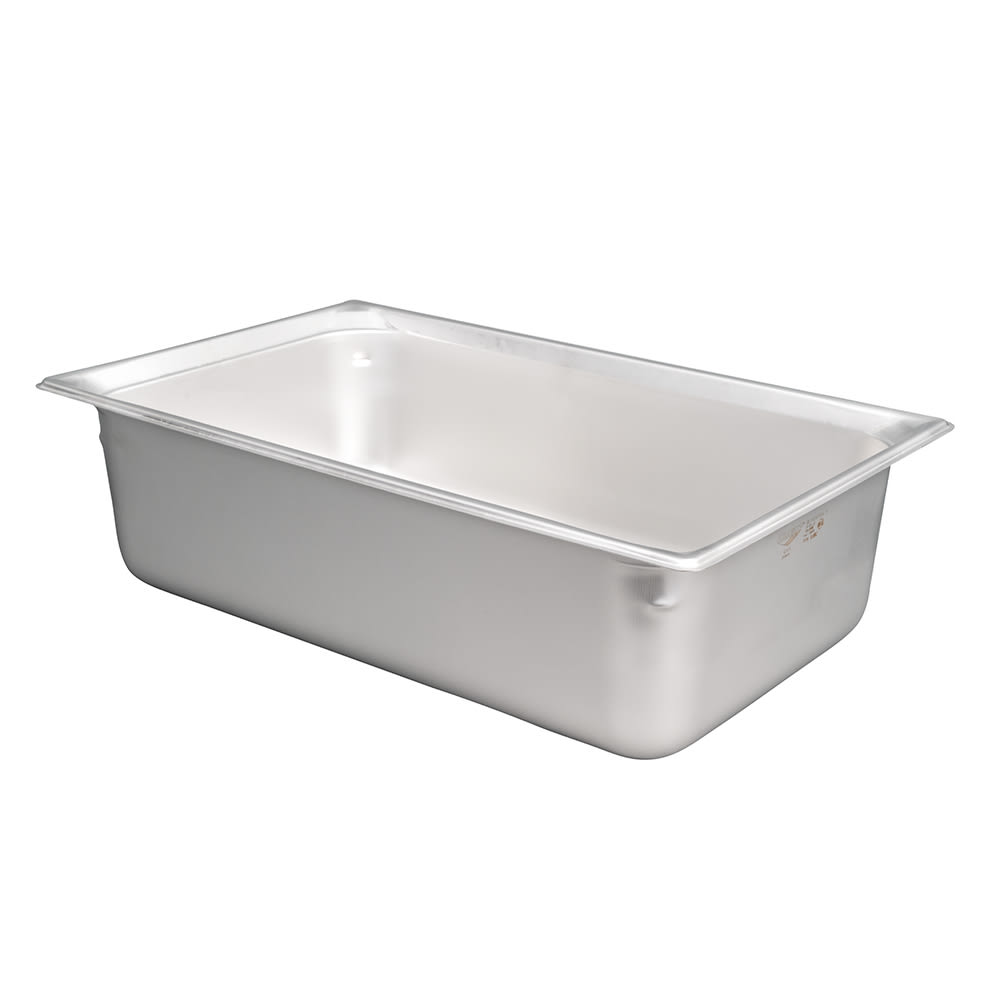 Vollrath 90062 Super Pan 3 Full-Size Steam Pan, Stainless