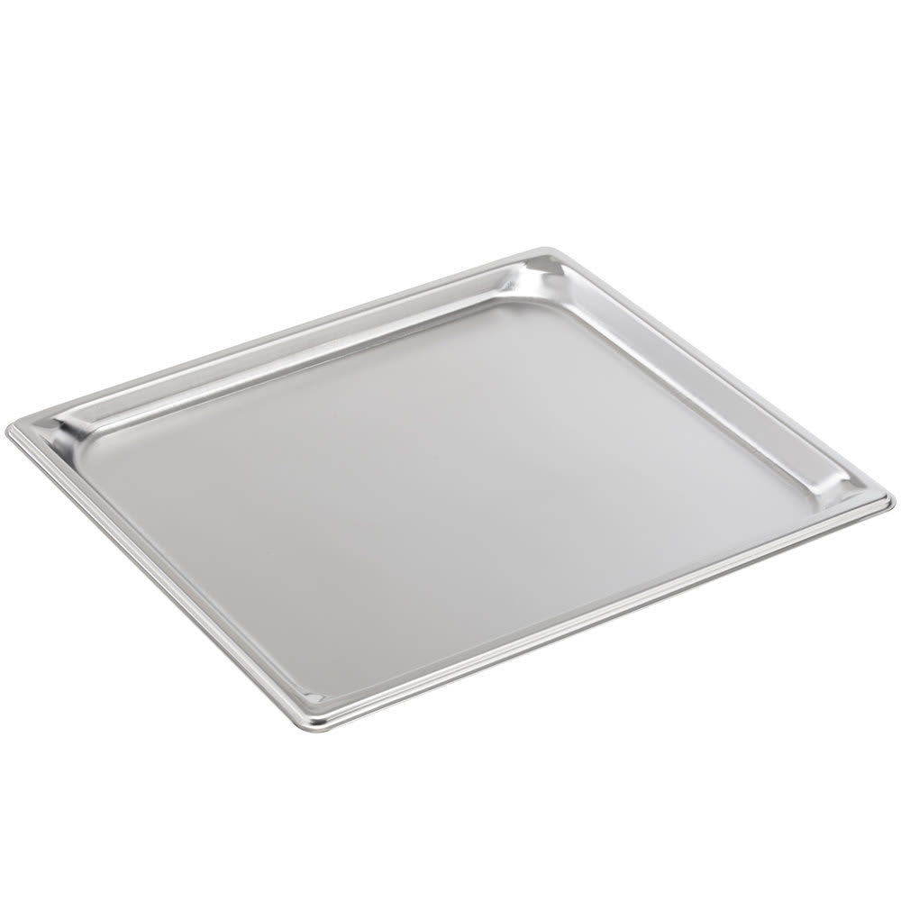 Vollrath 90102 Super Pan 3 Two-Third Size Steam Pan, Stainless