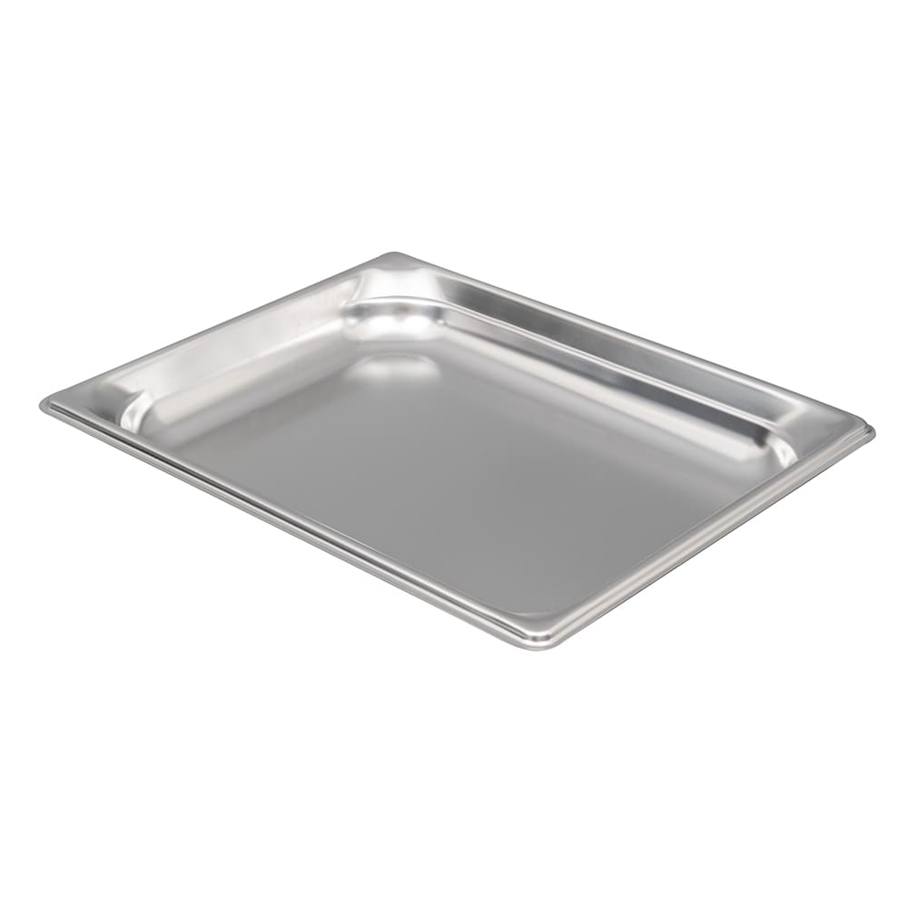 Vollrath 90212 Super Pan 3 Half-Size Steam Pan, Stainless