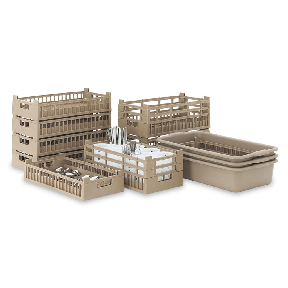 Vollrath 97285 Flatware Washing System - Poly, Cocoa