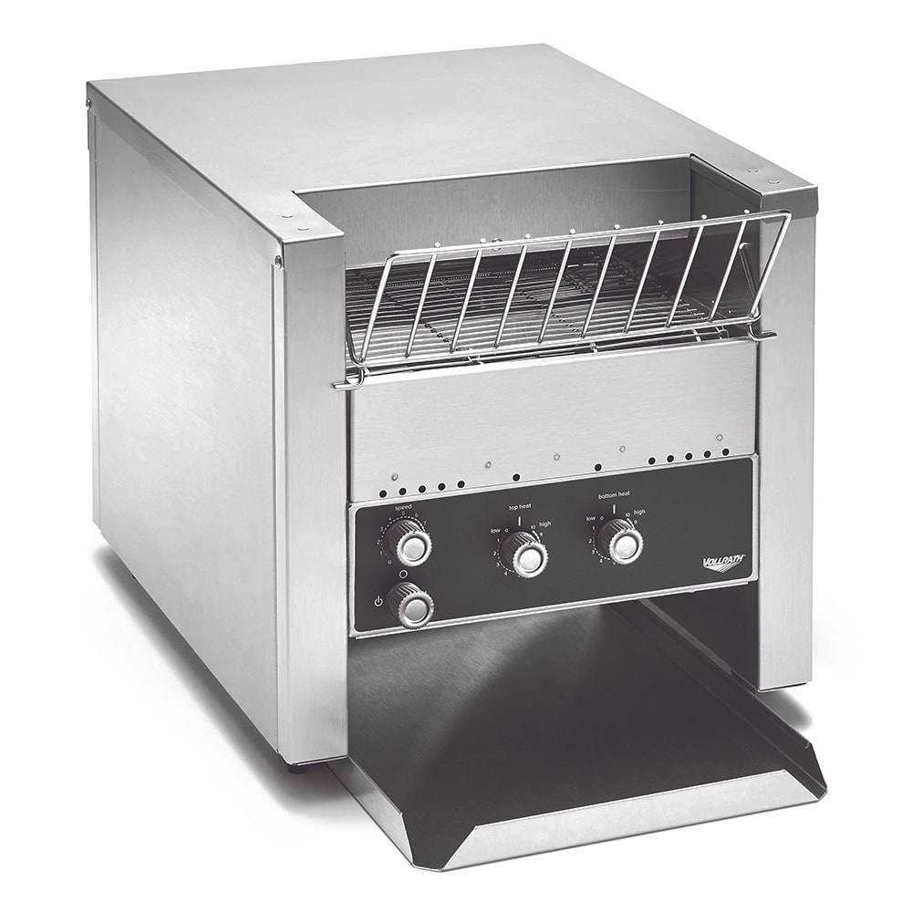 "Vollrath CT4-208800 Conveyor Toaster - 800 Slices/hr w/ 10.5"" Belt, 208v/1ph"
