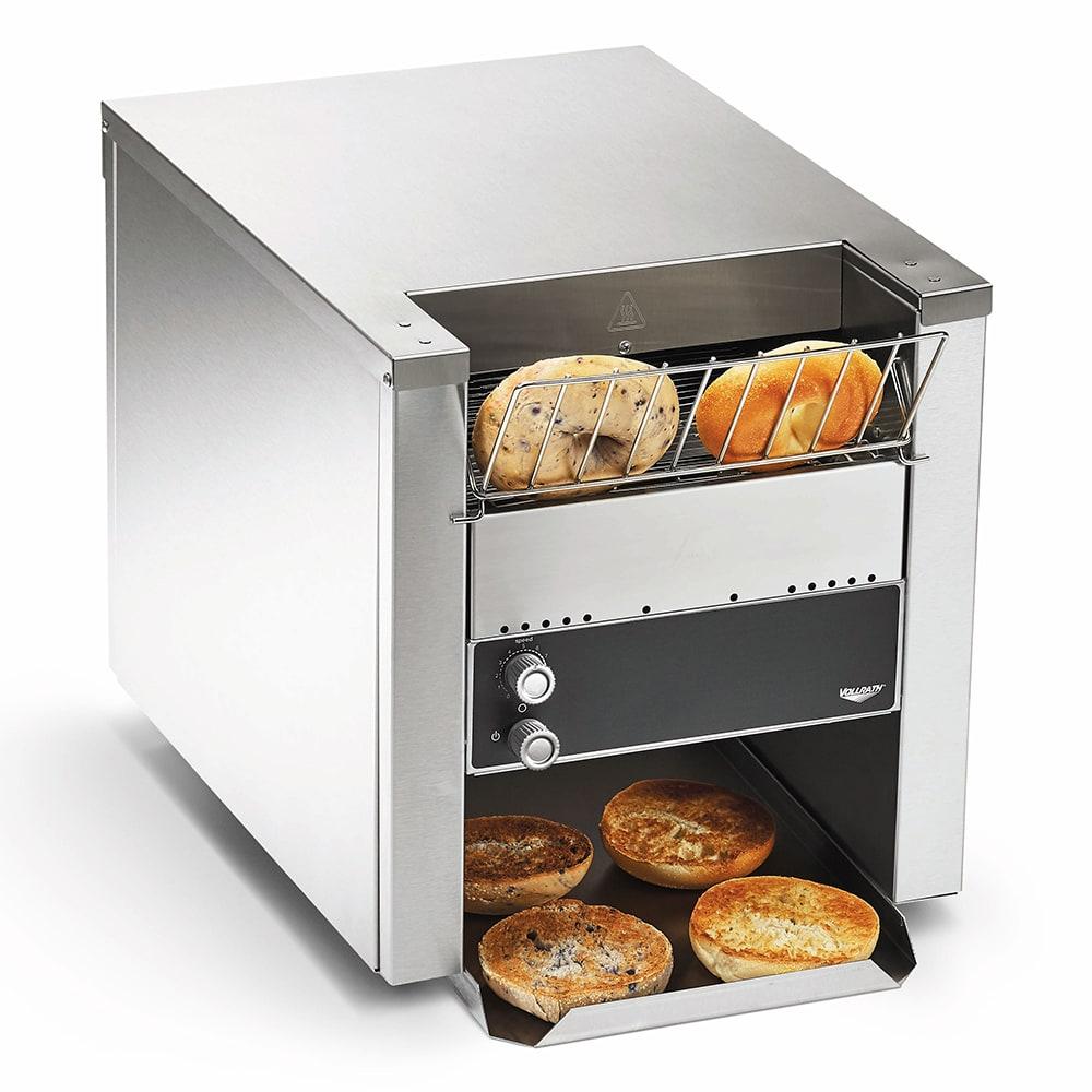 "Vollrath CT4B-2401200 Conveyor Toaster - 1200 Bagels/hr w/ 10.5"" Belt, 240v/1ph"
