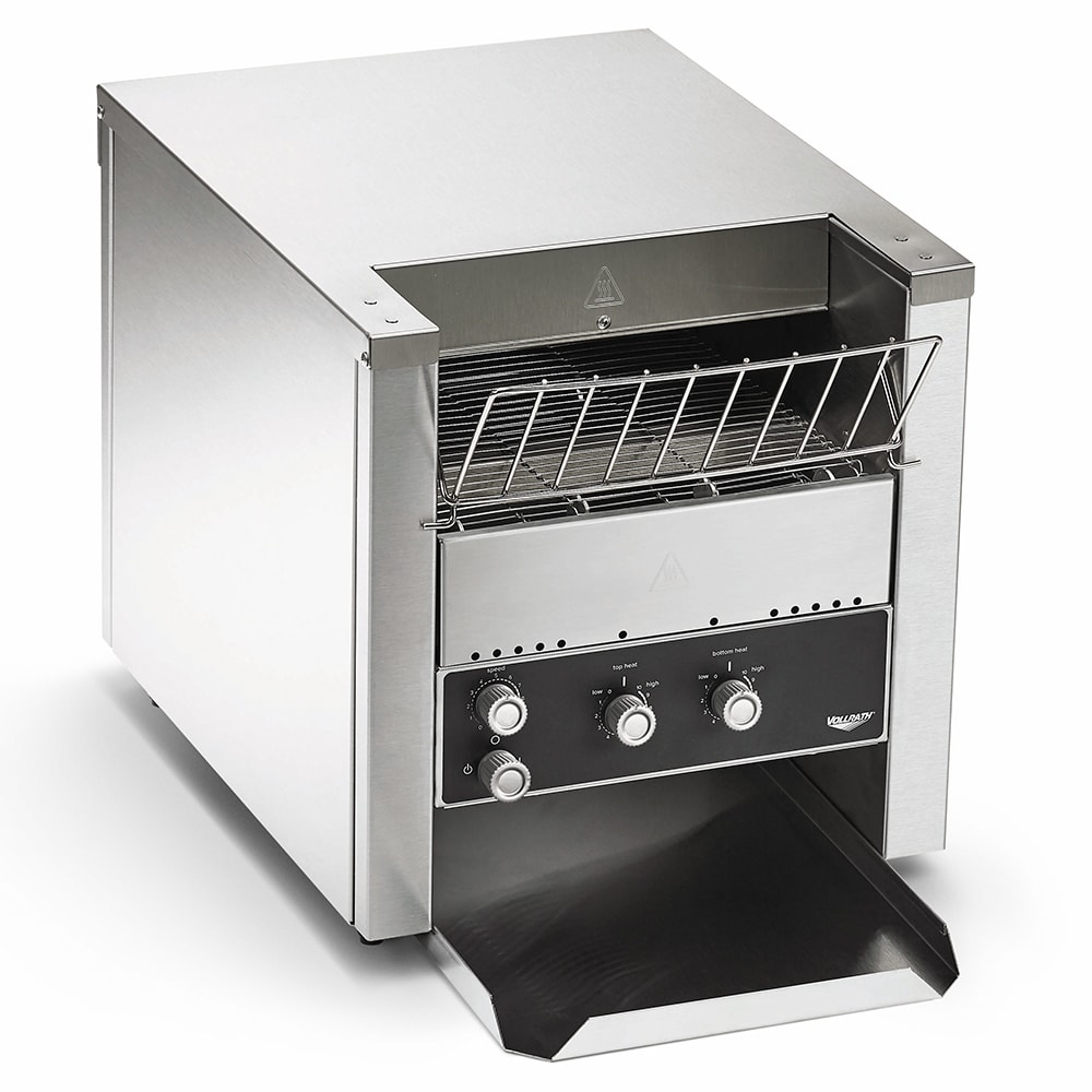 "Vollrath CT4H-208550 Conveyor Toaster - 550 Slices/hr w/ 10.5"" Belt, 208v/1ph"
