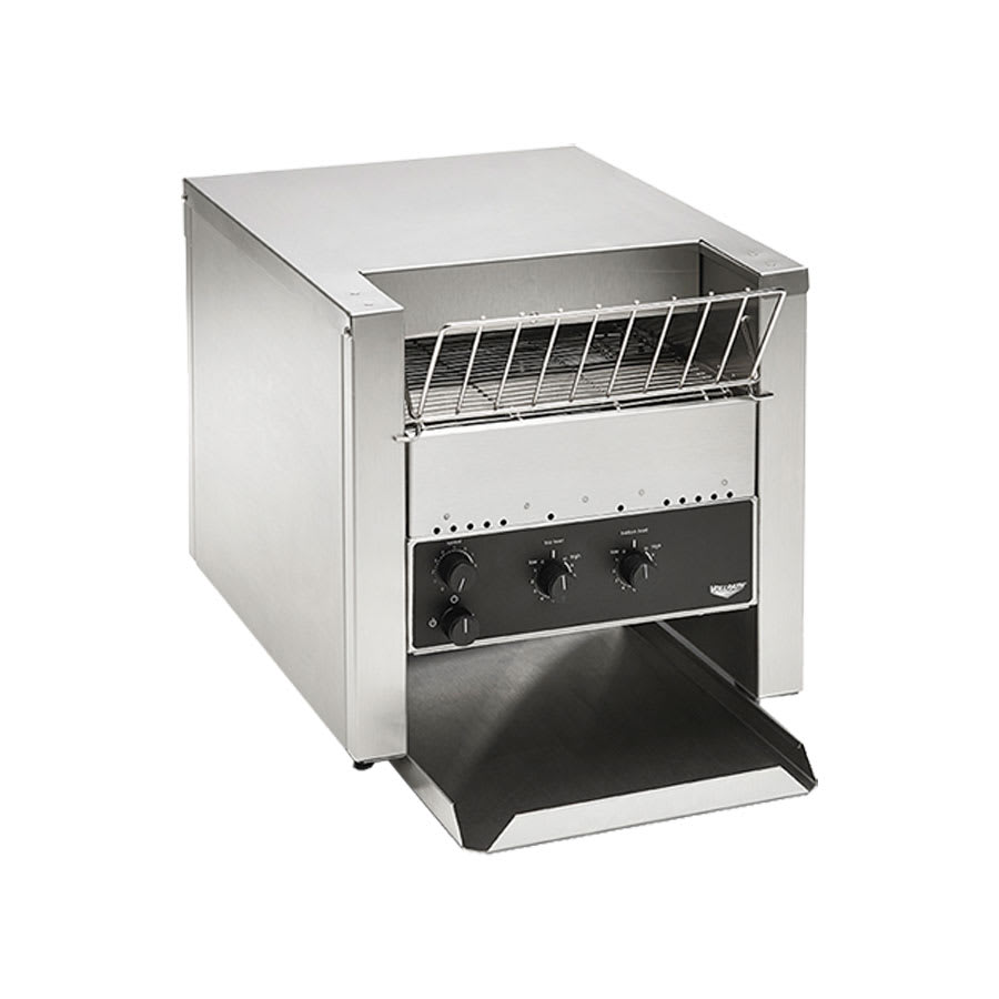 "Vollrath CT4H-240550 Conveyor Toaster - 550 Slices/hr w/ 10.5"" Belt, 240v/1ph"