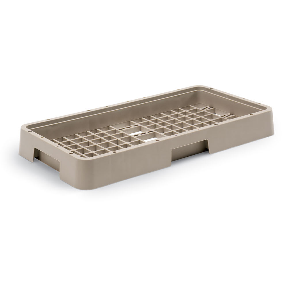 Vollrath HR1 Dishwasher Rack w/ Handle On All 4 Sides, Stackable, Beige