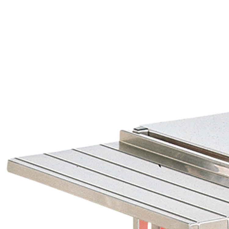"""Vollrath NF39960 60"""" Non-Folding Tray Slide - Removable, Stainless"""