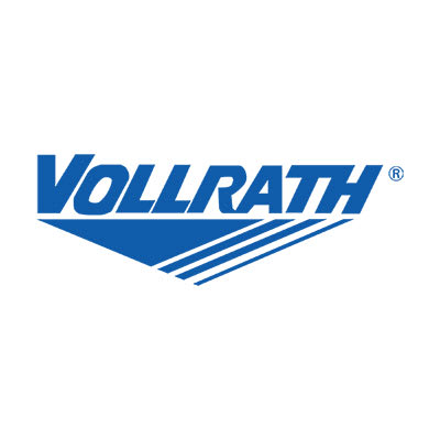 Vollrath PM0912-6 Dishwasher Rack - 9 Plate Capacity, 6 Extenders, Green