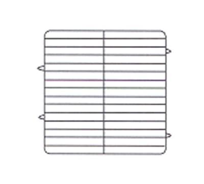 Vollrath PM3008-4 Dishwasher Rack - 30 Plate Capacity, 4 Extenders, Beige