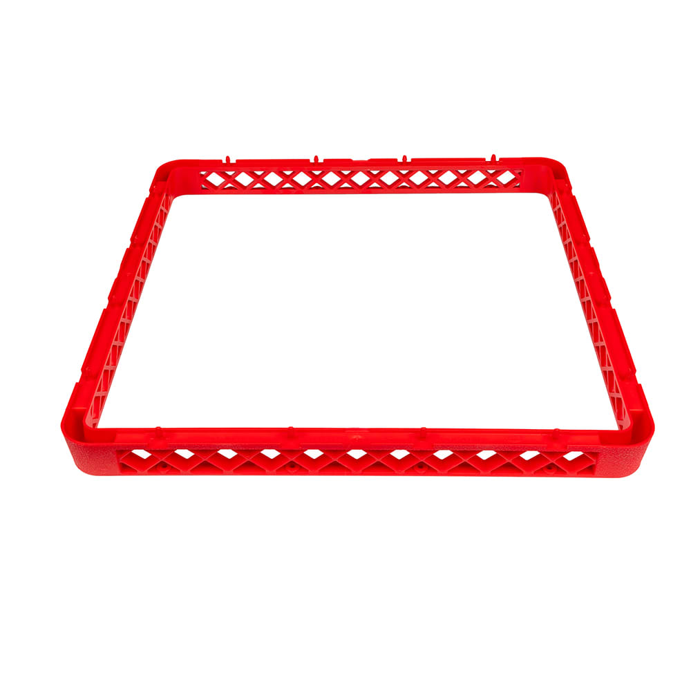 Vollrath TRA Full-Size Dishwasher Rack Extender - Red