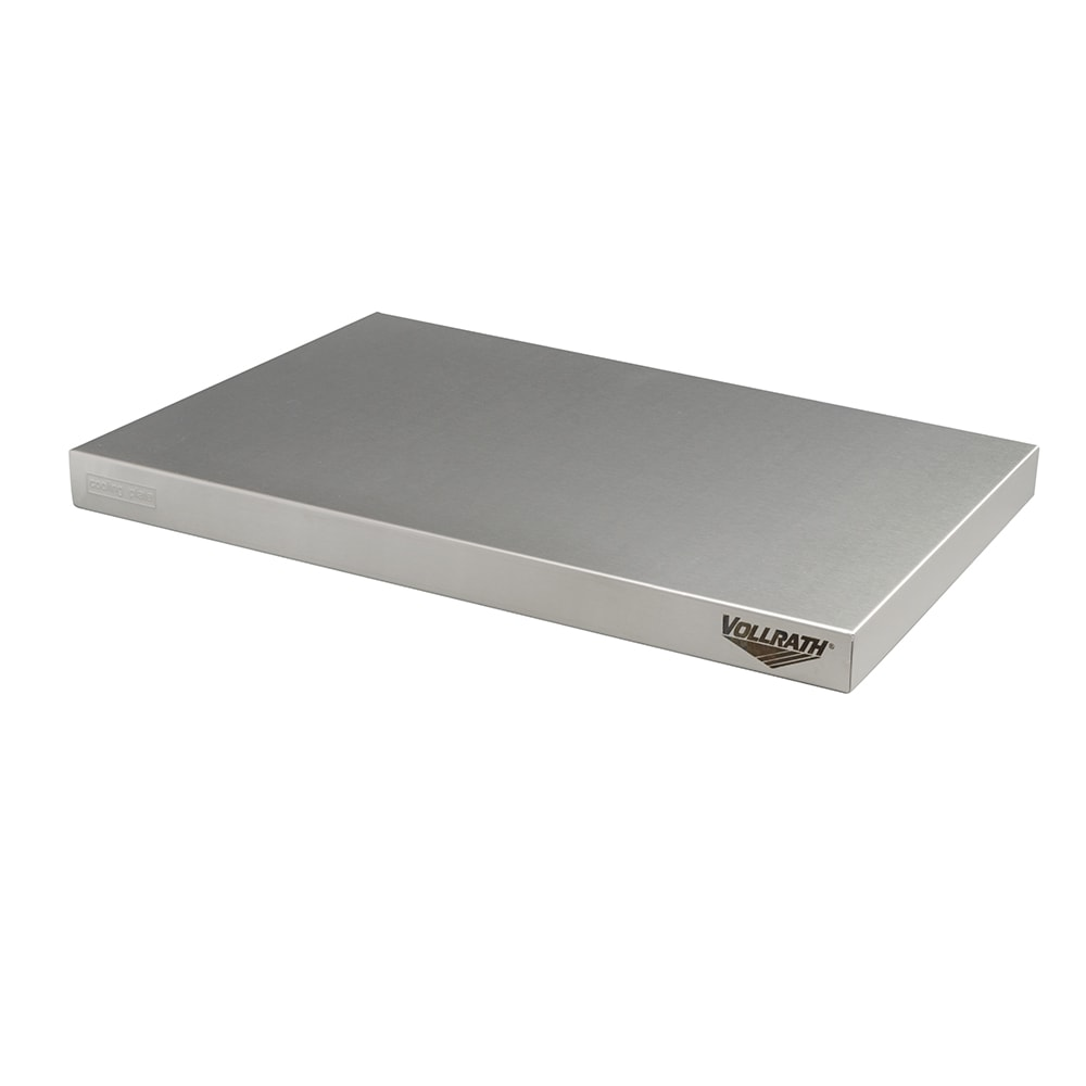 """Vollrath V903001 Full-Size Cooling Plate - 20.87"""" x 12.75"""", Stainless"""