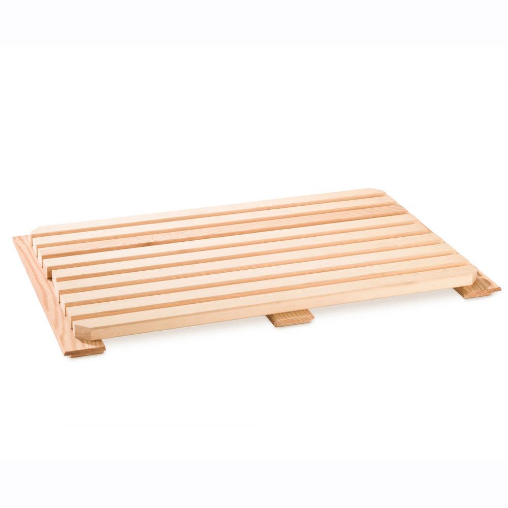 "Vollrath V904146 Bread Cutting Board for V904200 - 20.43"" x 12.38"", Wood"