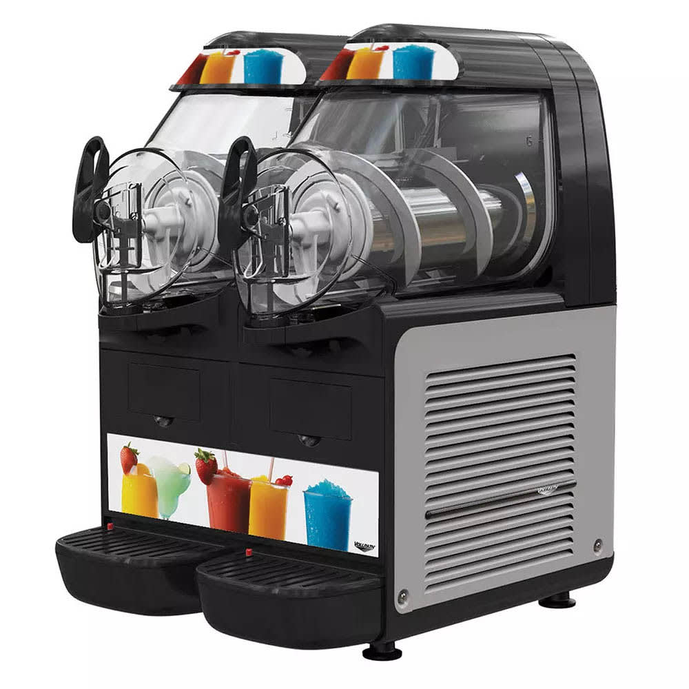 Vollrath VCBA128-37 Frozen Drink Machine w/ (2) 1.5 gal Hoppers, 120v