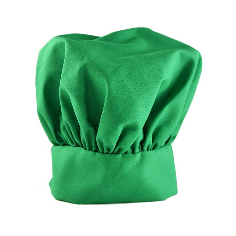 Intedge 346HG Chef's Hat, Green