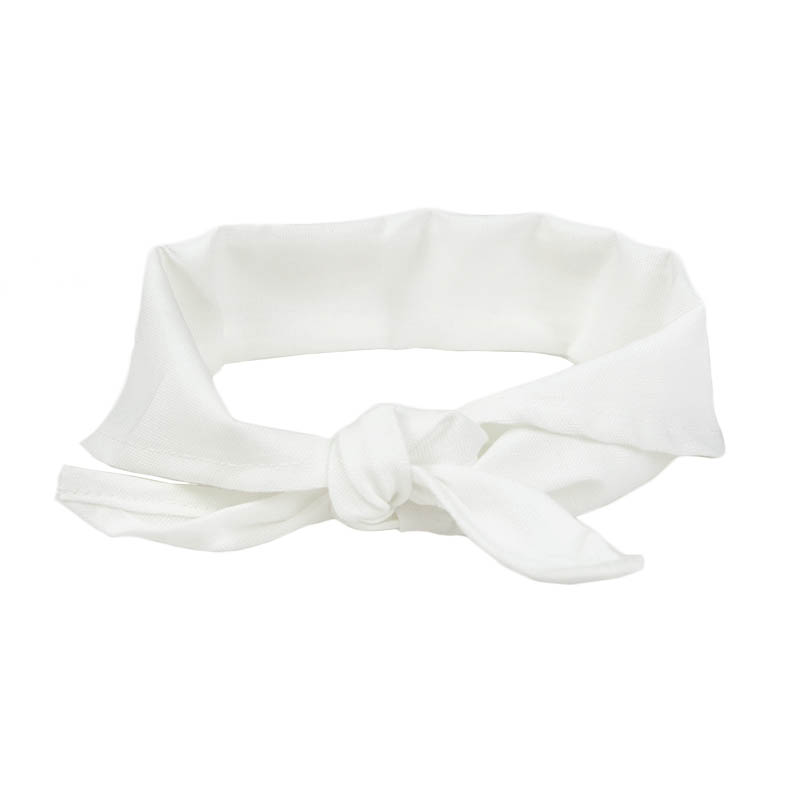 Intedge CK1W Chef's Scarf, White