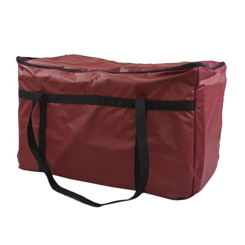 "Intedge IFC1W Insulated Food Carrier, 20x 12 x 12"", Wine"