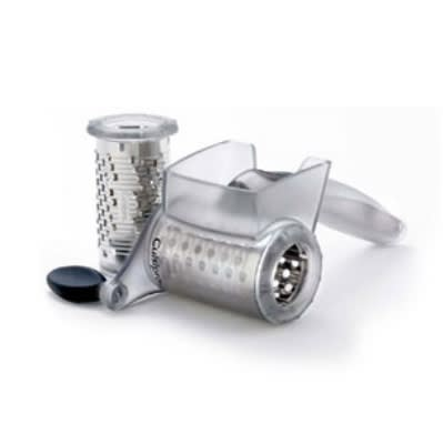 Cuisipro 74-679000 Rotary Grater, Stainless Steel