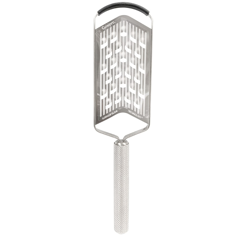 Cuisipro 74-7346 Ultra Coarse Grater for Garnishes, Stainless