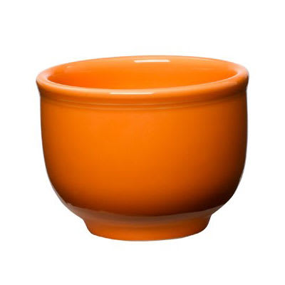 Homer Laughlin 098325 18-oz Fiesta Colorations Jumbo Bowl - China, Tangerine