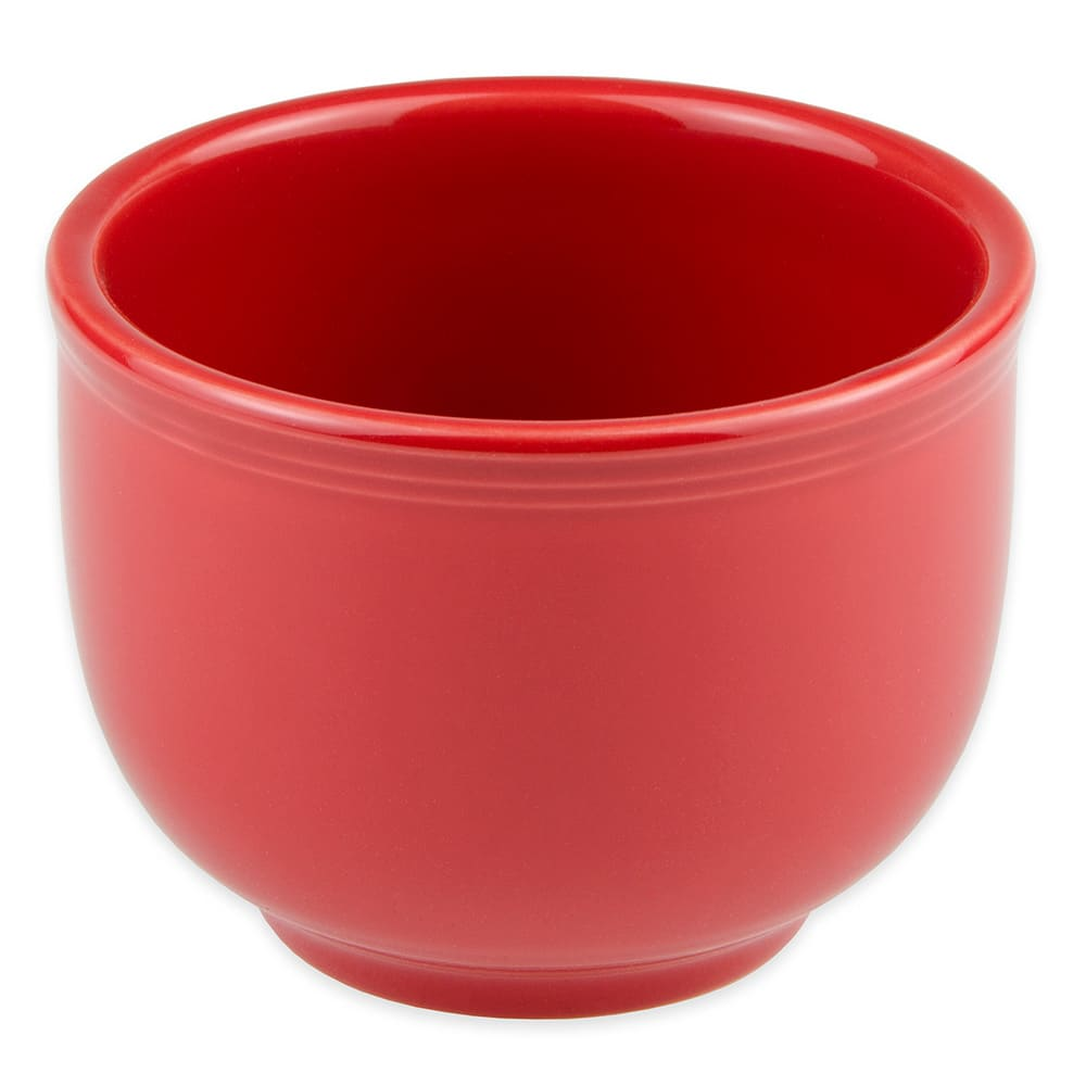 Homer Laughlin 098326 18 oz Fiesta Colorations Jumbo Bowl - China, Scarlet