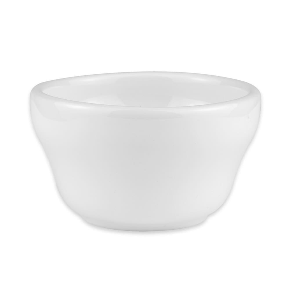 Homer Laughlin 10110000 7.25-oz Bouillon Bowl - China, Arctic White