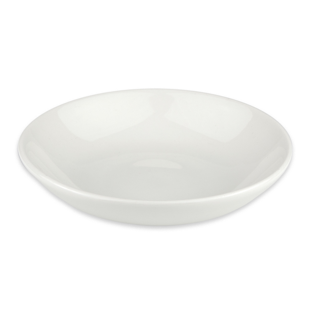 Homer Laughlin 20236800 6-oz Alexa Fruit Bowl - China, Ameriwhite