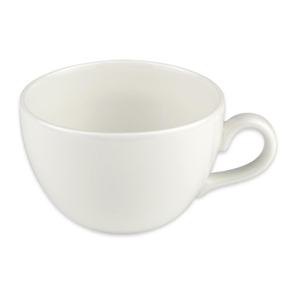 Homer Laughlin 20276800 11-oz Alexa Cup - China, Ameriwhite