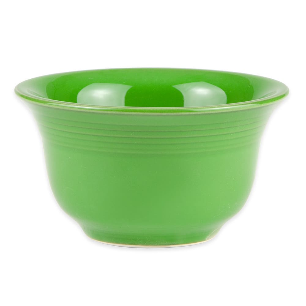 Homer Laughlin 450324 6.75 oz Fiesta Bouillon Bowl - China, Shamrock