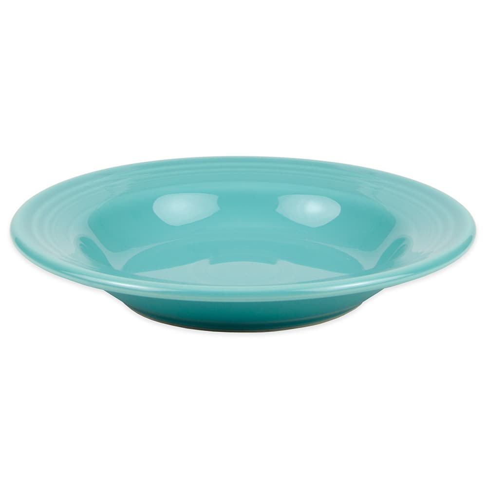 Homer Laughlin 451107 13.25-oz Fiesta Soup Bowl - China, Turquoise