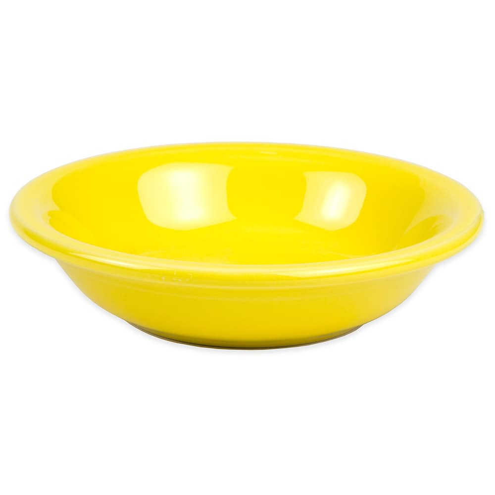 Homer Laughlin 459320 6.25-oz Fiesta Soup Bowl - China, Sunflower