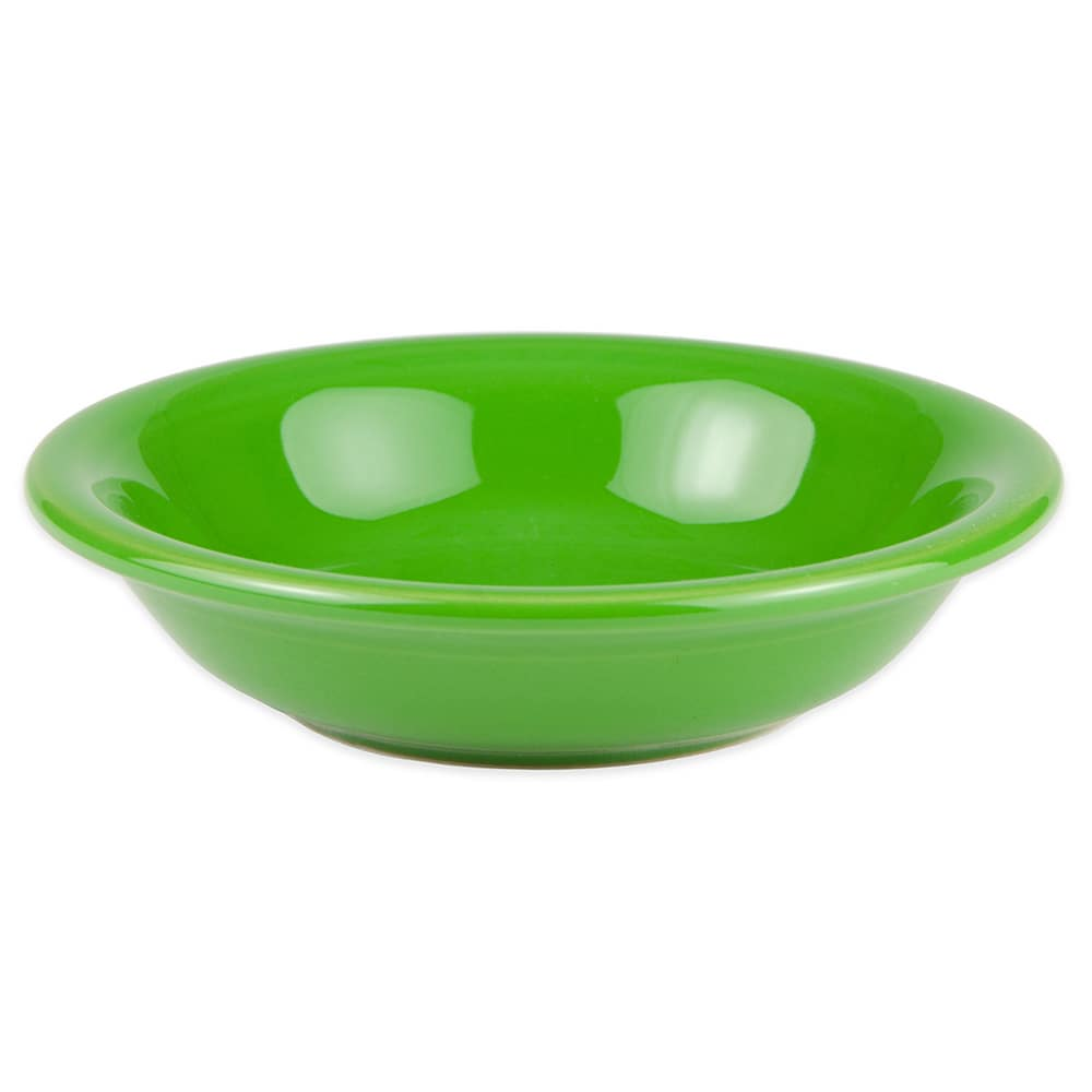 Homer Laughlin 459324 6.25 oz Fiesta Soup Bowl - China, Shamrock