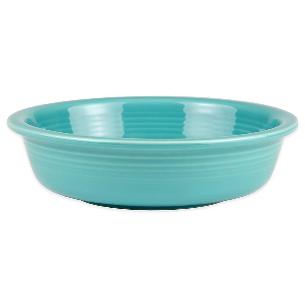 Homer Laughlin 461107 19 oz Fiesta Bowl - China, Turquoise