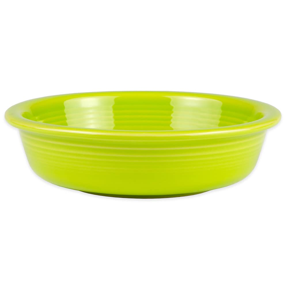 Homer Laughlin 461332 19-oz Fiesta Bowl - China, Lemongrass