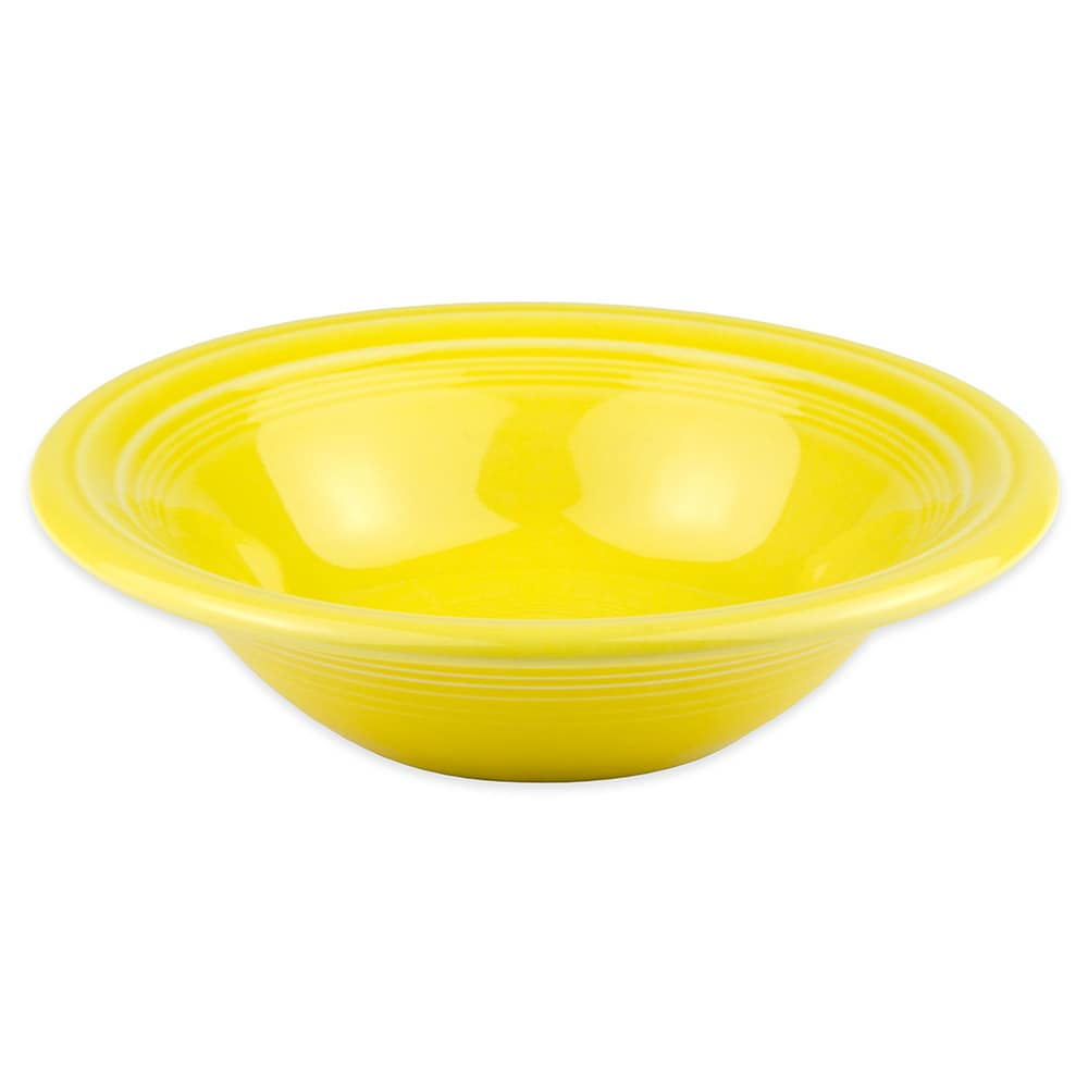 Homer Laughlin 472320 11-oz Fiesta Cereal Bowl - China, Sunflower